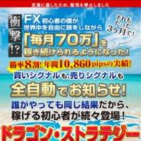 ドラゴン・ストラテジーFX(Dragon・Strategy FX)の口コミと評判