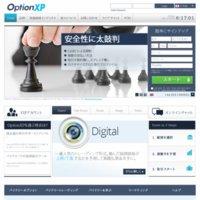 オプションXP(OptionXP)の口コミと評判