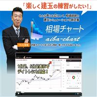 相場チャート(aiba-chart)